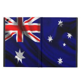 Australia Flag Fabric Cover For iPad Air