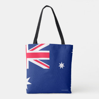 Australia flag image for All-Over-Print-Tote-Bag Tote Bag