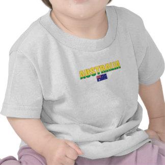Australia Flag Infant T-shirt