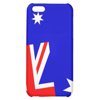 Australia flag iphone4 case iPhone 5C cover