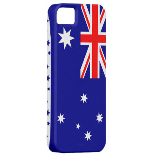 Australia Flag Iphone 5 Case-Mate Case Barely There iPhone 5 Case
