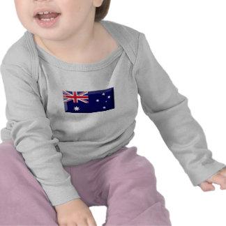 Australia Flag Jewel Shirt