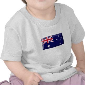 Australia Flag Jewel T-shirt