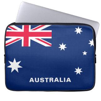 Australia Flag Laptop Sleeve