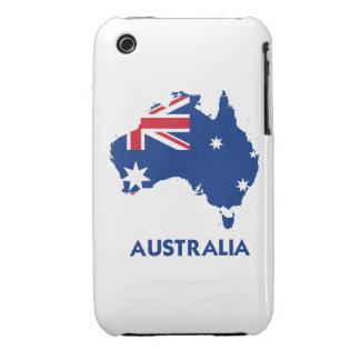 AUSTRALIA FLAG MAP iPhone 3 COVER