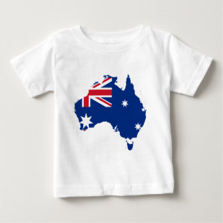 australia flag map tees
