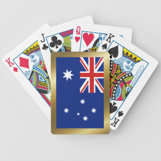 Australia Flag Playing Cards