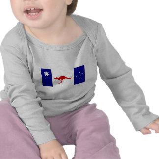 Australia Flag Proposal Tee Shirt