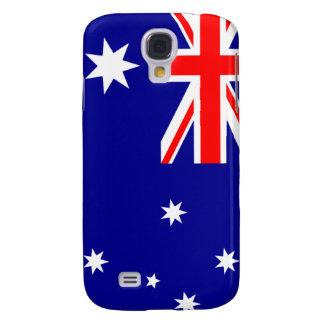 Australia Flag Samsung Galaxy S4 Covers