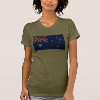 Australia Flag Set T Shirts
