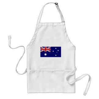 Australia Flag Standard Apron