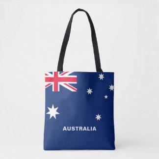 Australia Flag Tote Bag