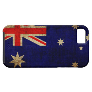 Australia Flag Tough iPhone 5 Case