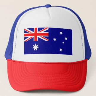 Australia Flag Trucker Hat