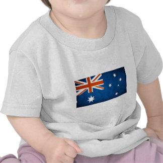Australia Flag T-shirts
