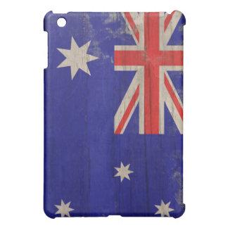 Australia Flag vintage grunge iPad Mini Covers