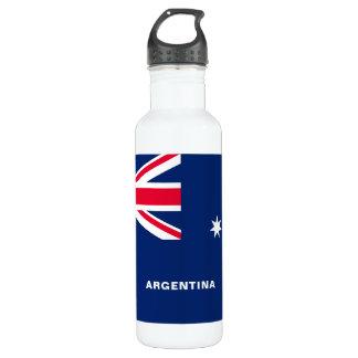 Australia Flag Water Bottle