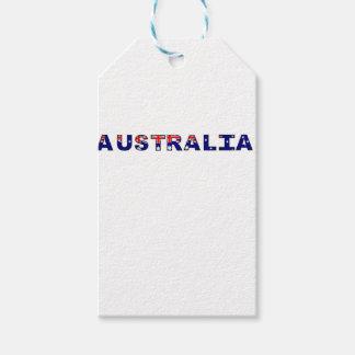 Australia Gift Tags