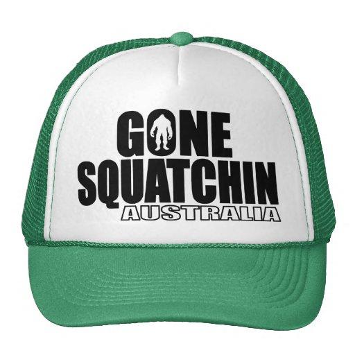 AUSTRALIA Gone Squatchin - Original Bobo Mesh Hats