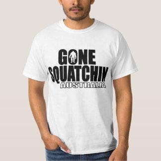 AUSTRALIA Gone Squatchin - Original Bobo Tee Shirt