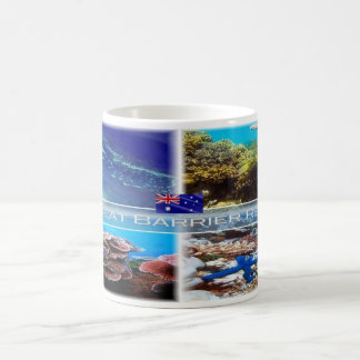 Australia - Great Barrier Reef - Coffee Mug