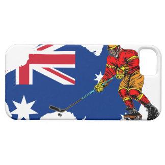 AUSTRALIA HOCKEY iPhone 5 CASE