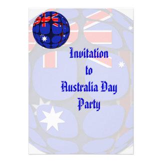 Australia Invitation