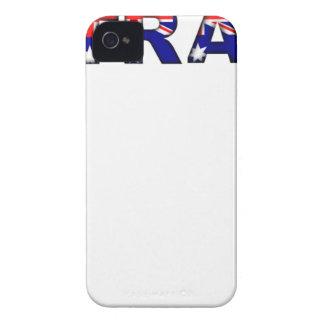 Australia iPhone 4 Case-Mate Case
