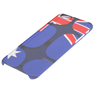 Australia Uncommon Clearly™ Deflector iPhone 6 Plus Case