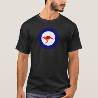 Australia kangaroo military aviation roundel T-Shirt