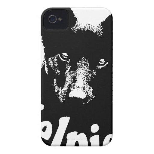 Australia Kelpie iPhone 4 Case-Mate Case