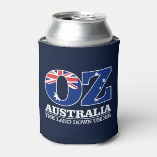 "Australia ""Land of OZ"" Can Cooler"