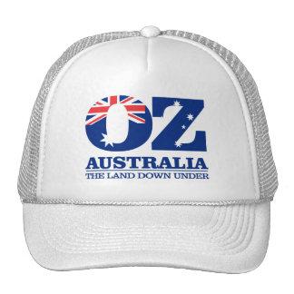 """Australia """"Land of OZ"""" Cap"""
