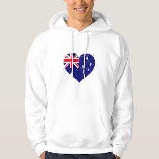 Australia Love Sweatshirts