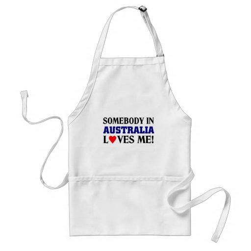 Australia Loves me Aprons