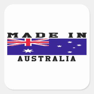 Australia Made In Designs Sticker