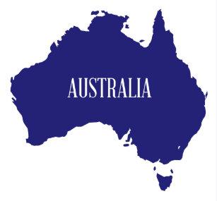 Australia Map Key.Australia Map Key Rings Keychains Zazzle Au
