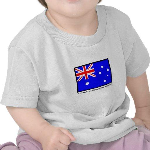 Australia Melbourne Mission copy T-shirt