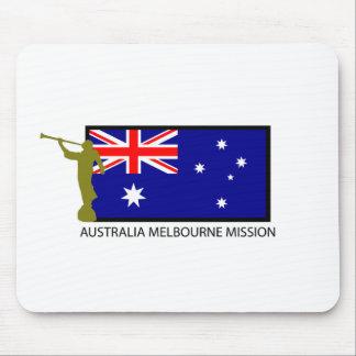 AUSTRALIA MELBOURNE MISSION LDS CTR MOUSE PAD