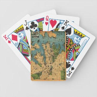 Australia New South Wales Sydney 1922 Poker Cards