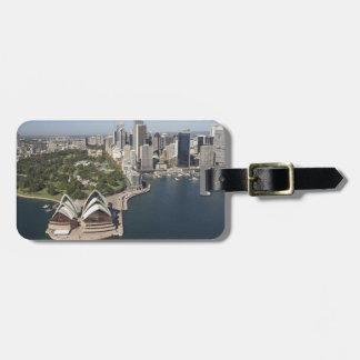 Australia, New South Wales, Sydney, Sydney 2 Luggage Tag
