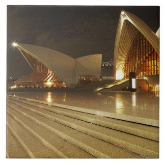 Australia, New South Wales, Sydney, Sydney Opera 2 Large Square Tile