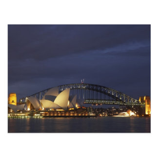Australia, New South Wales, Sydney, Sydney Opera 3 Postcard