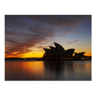 Australia, New South Wales, Sydney, Sydney Opera 5 Postcard
