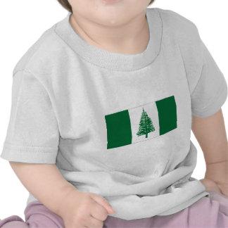 Australia Norfolk Island Flag Tee Shirt