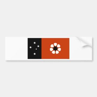Australia Northern Territory Flag Bumper Sticker