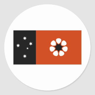 Australia Northern Territory Flag Stickers