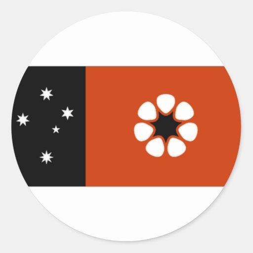 Australia Northern Territory Flag Stickers