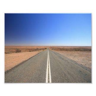 Australia Outback Road - 10 x 8 Photo Print