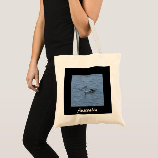 Australia Pelican tote bag